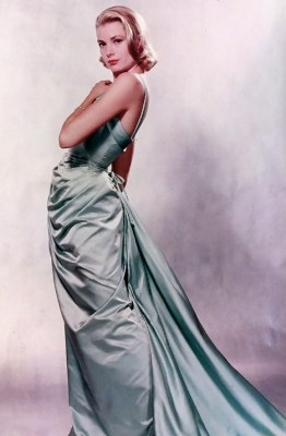 1950s Grace Kelly Glamour Fashion