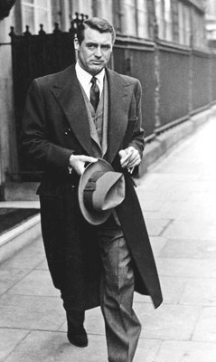 Cary Grant 1950s Mens Suit