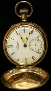 World's Most Expensive Pocket Watch - Titanic Watch